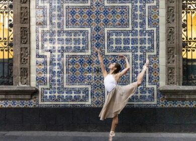 Ballet's Latest Act